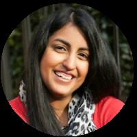 Aisha Saeed's bio photo
