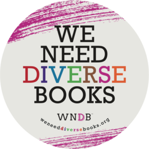 We Need Diverse Books badge