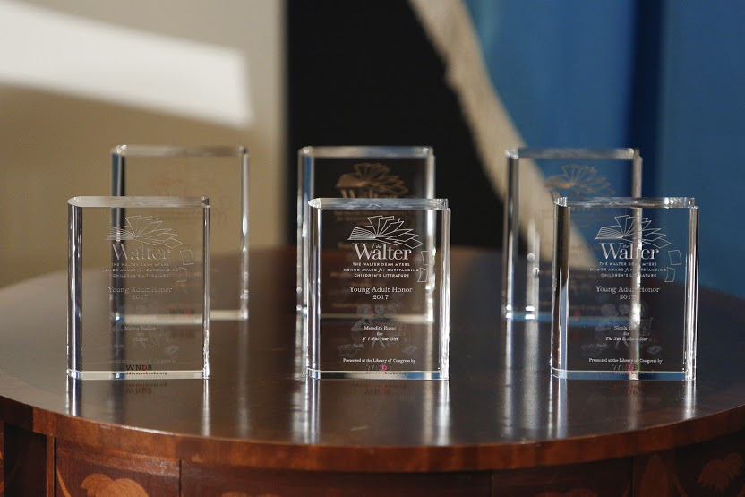 We Need Diverse Books presents the 2017 Walter Awards at the Library of Congress, MArch 31, 2017. Photo by Shawn Miller.