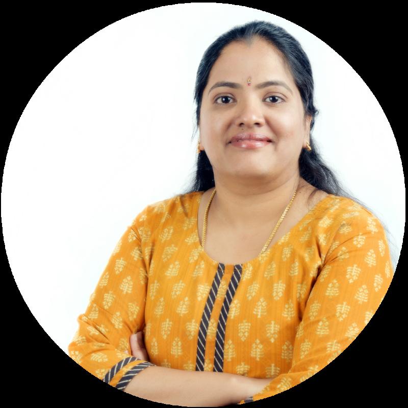 Suma Subramaniam's bio photo