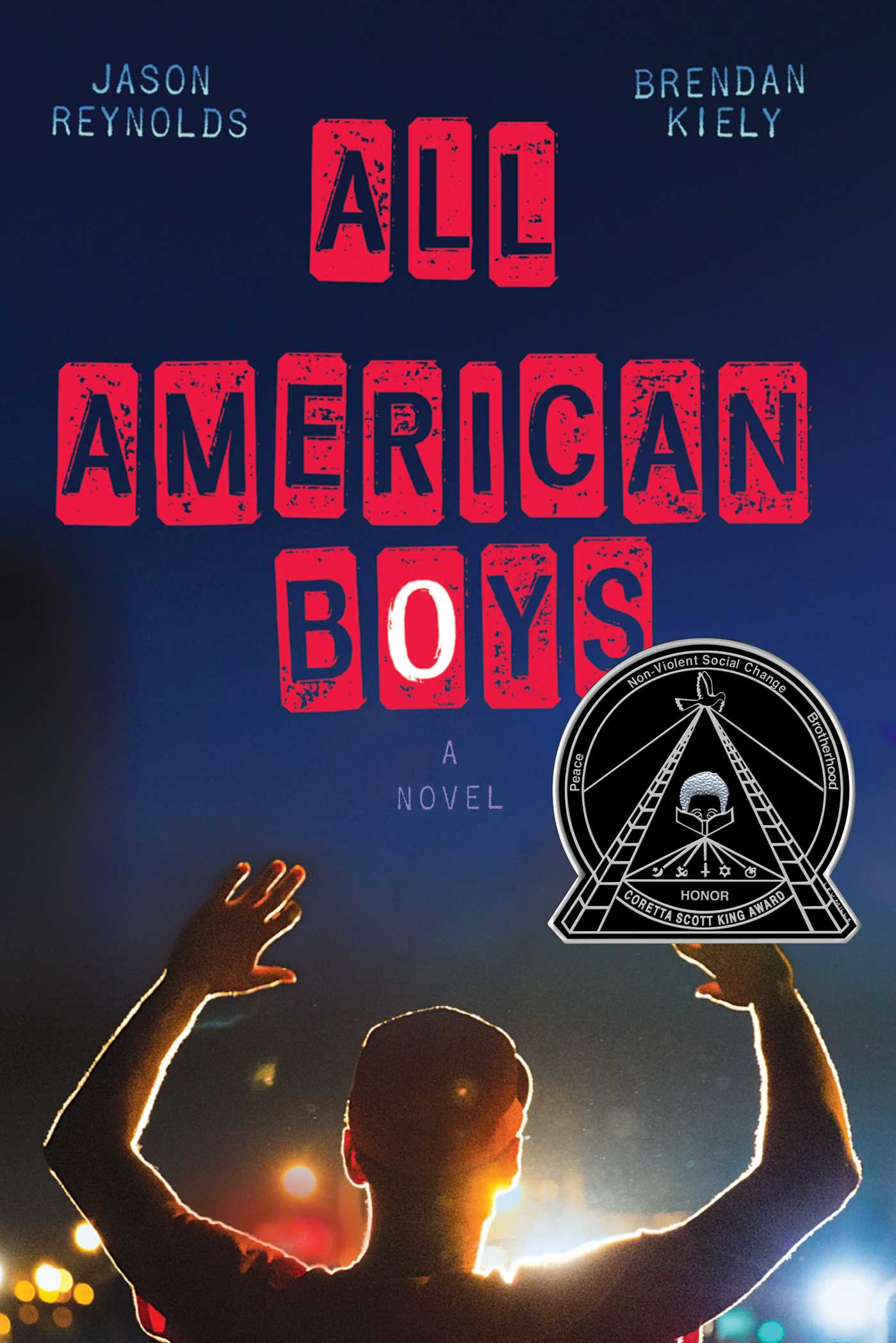 All American Boys by Jason and Reynolds and Brendan Kiely