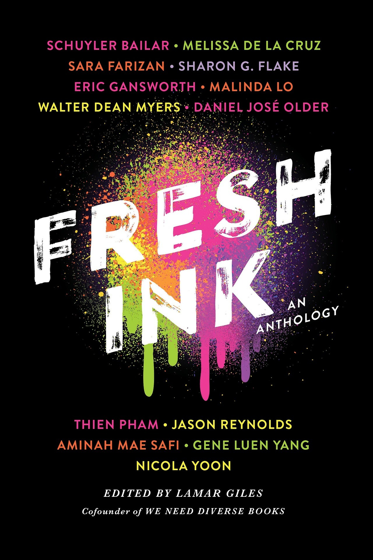 the cover of FRESH INK: AN ANTHOLOGY