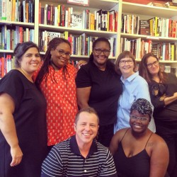 The staff at Charis Books & More