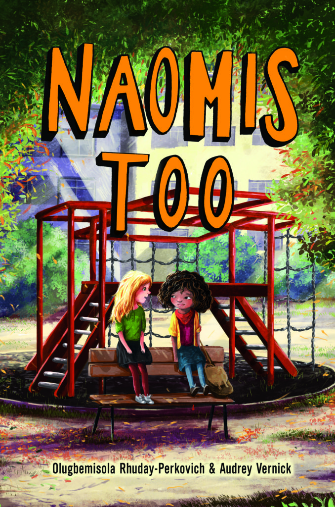 The cover of NAOMIS TOO
