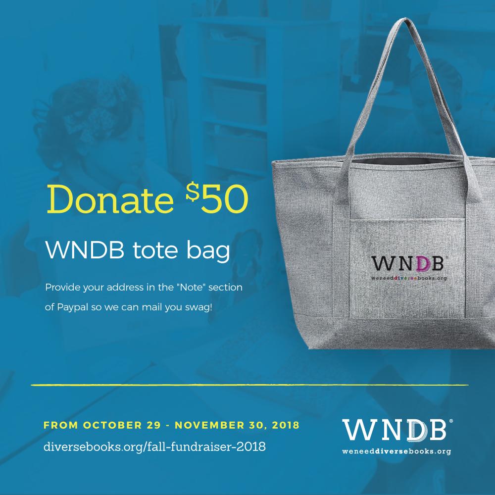 Fall Fundraiser 2018 $50 Donation Level
