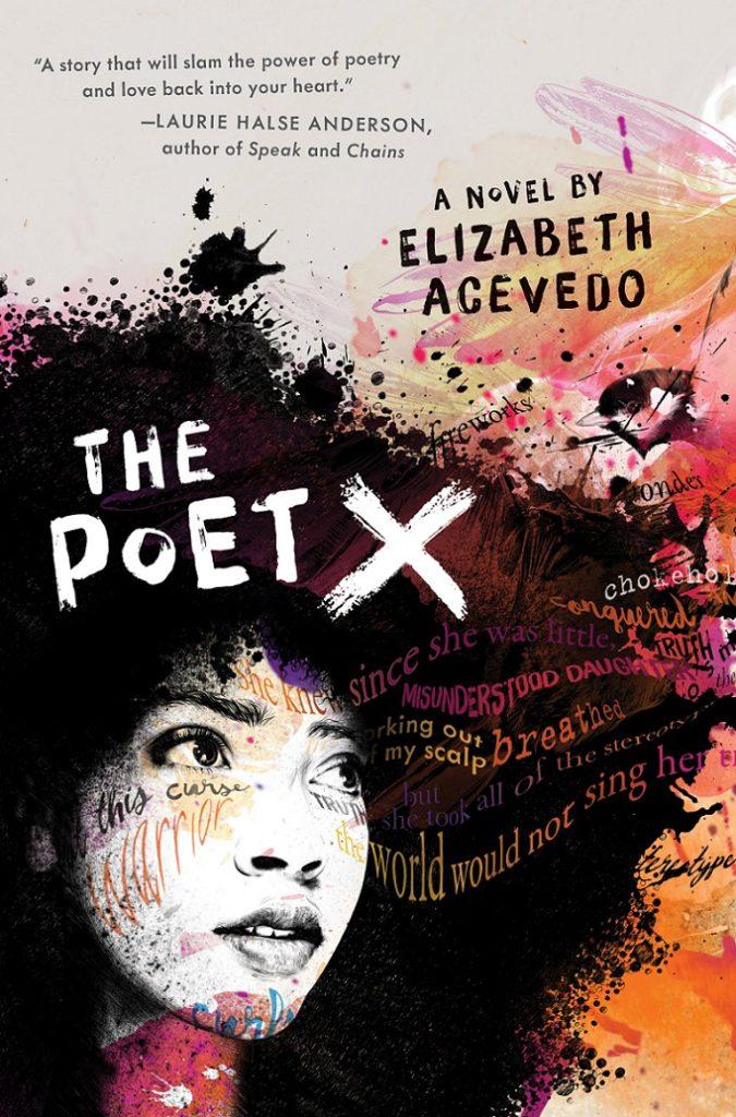 2019 Walter Teen Winner The Poet X by Elizabeth Acevedo BookDragon