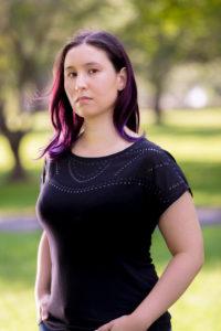 Rebecca Kim Wells headshot author photo