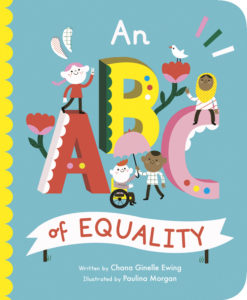 An ABC of Equality by Chana Ginelle Ewing cover