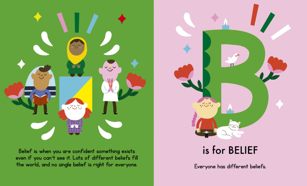 An ABC of Equality B is for Belief