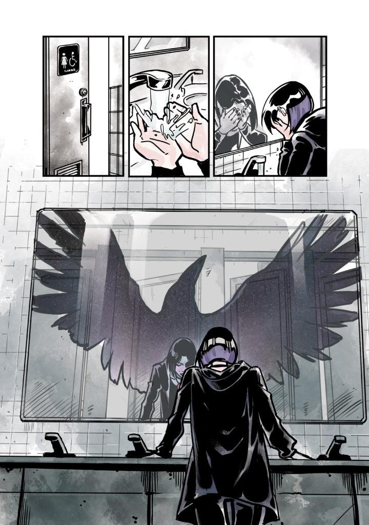 Kami Garcia Gabriel Picolo Teen Titans