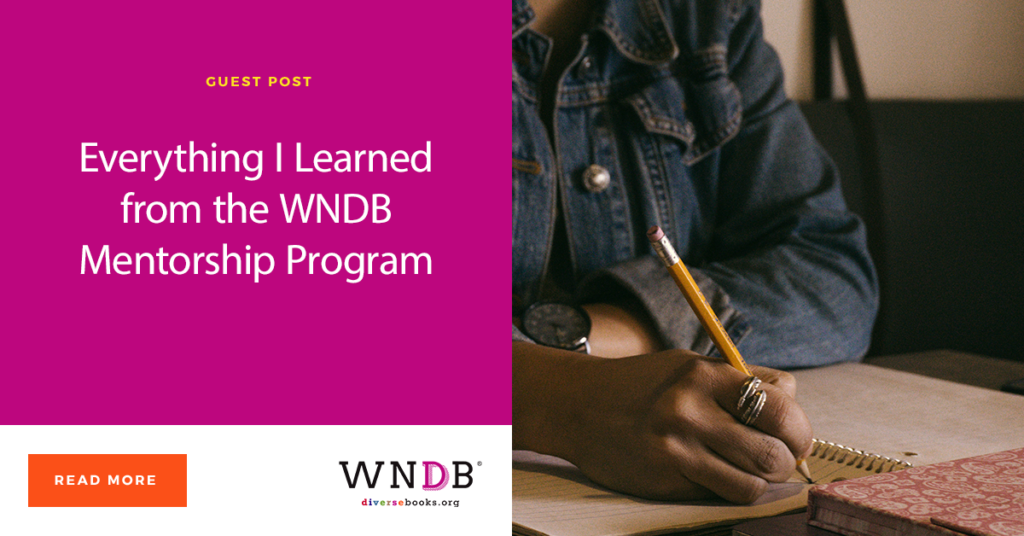 Everything I Learned from the WNDB Mentorship Program Blog Header