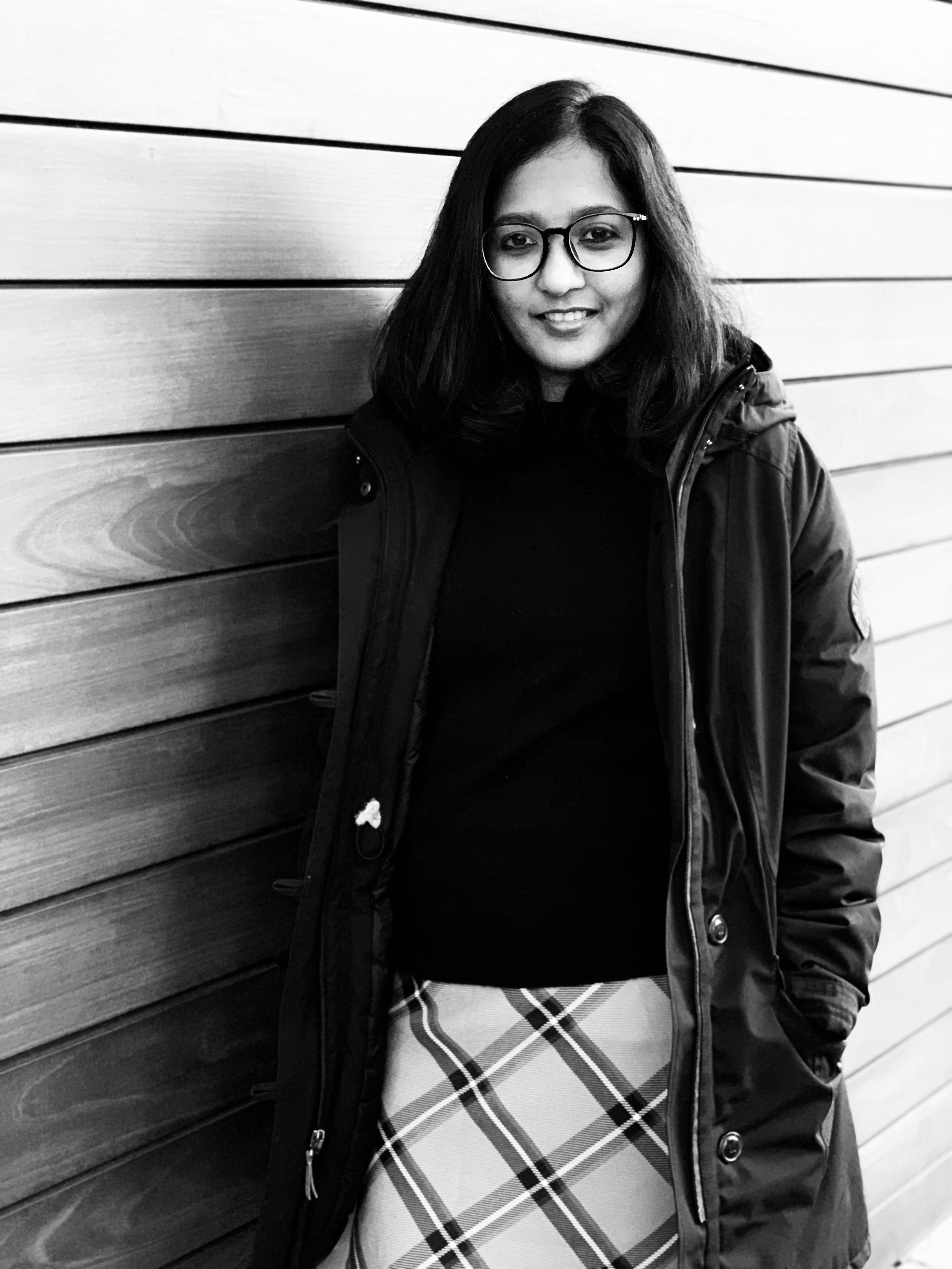 Asha Sridhar 's bio photo