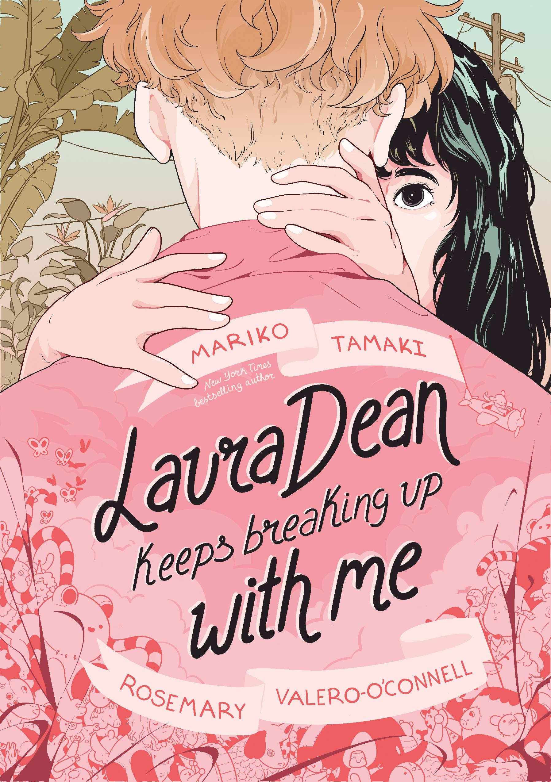 Laura Dean Keeps Breaking Up With Me by Mariko Tamaki
