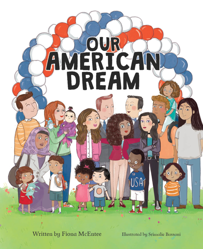 Our American Dream Fiona McEntee