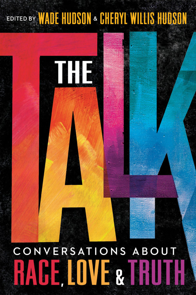 THE TALK Cover Reveal We Need Diverse Books