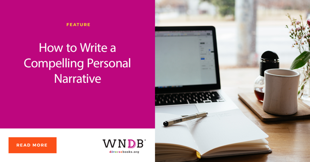 How to Write a Compelling Personal Narrative blog cover