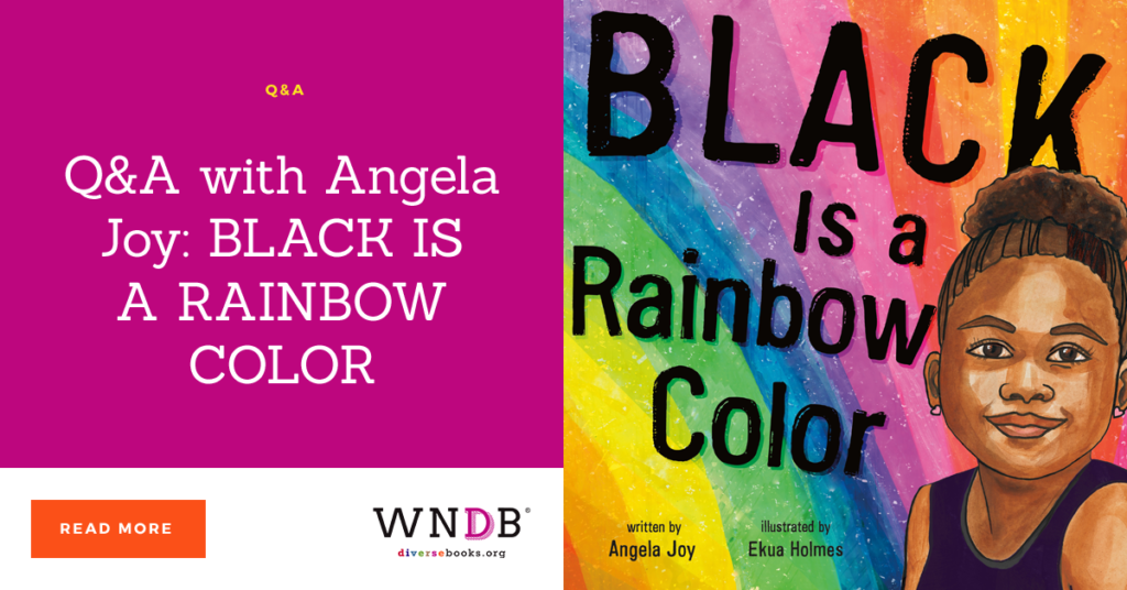 BLACK IS A RAINBOW COLOR Blog Preview
