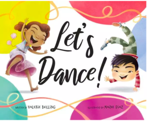 Let's Dance by Valerie Bolling book cover