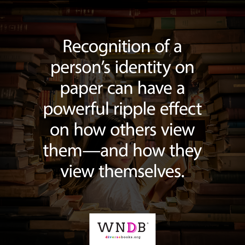 Recognition of a person's identity on paper can have a powerful ripple effect on how others view them—and how they view themselves.