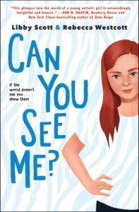 Can You See Me by Rebecca Westcott and Libby Scott cover