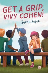 Get a Grip, Vivy Cohen! by Sarah Kapit cover