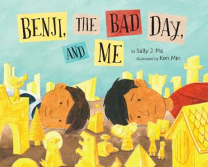 Benji, the Bad Day, and Me by Sally J. Pla cover