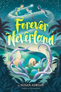 14. Forever Neverland by Susan Adrian cover