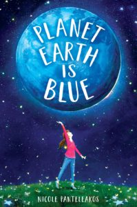 Planet Earth is Blue by Nicole Panteleakos cover