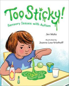 Too Sticky Jen Malia cover