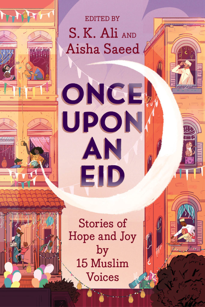 Once Upon An Eid book cover
