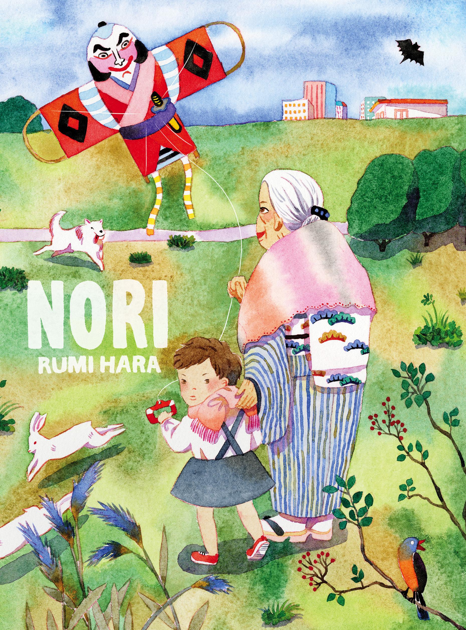 Nori book cover