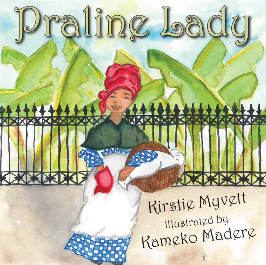 Praline Lady book cover