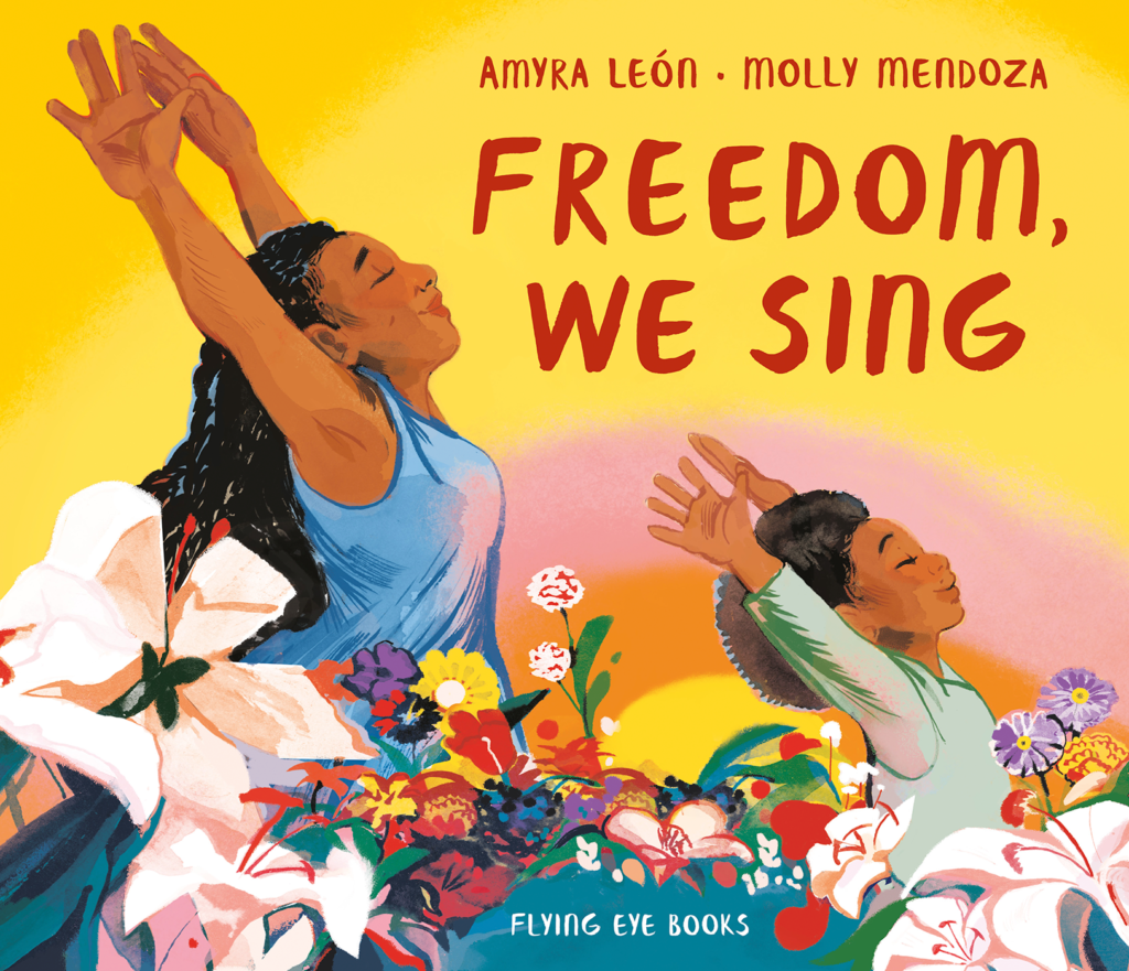 freedom we sing book cover