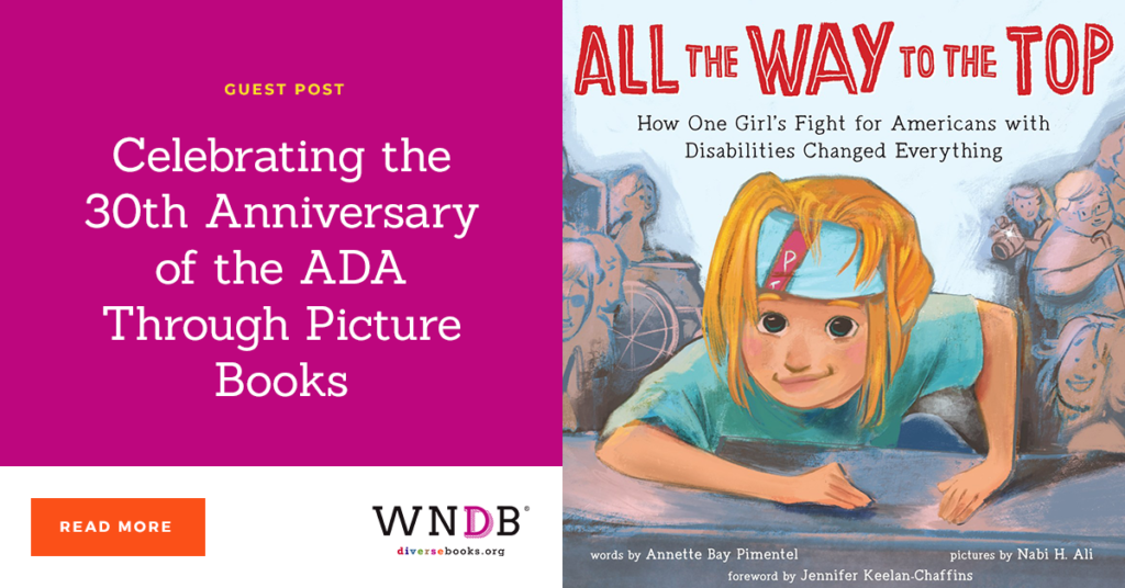 Celebrating the 30th Anniversary of the ADA Through Picture Books