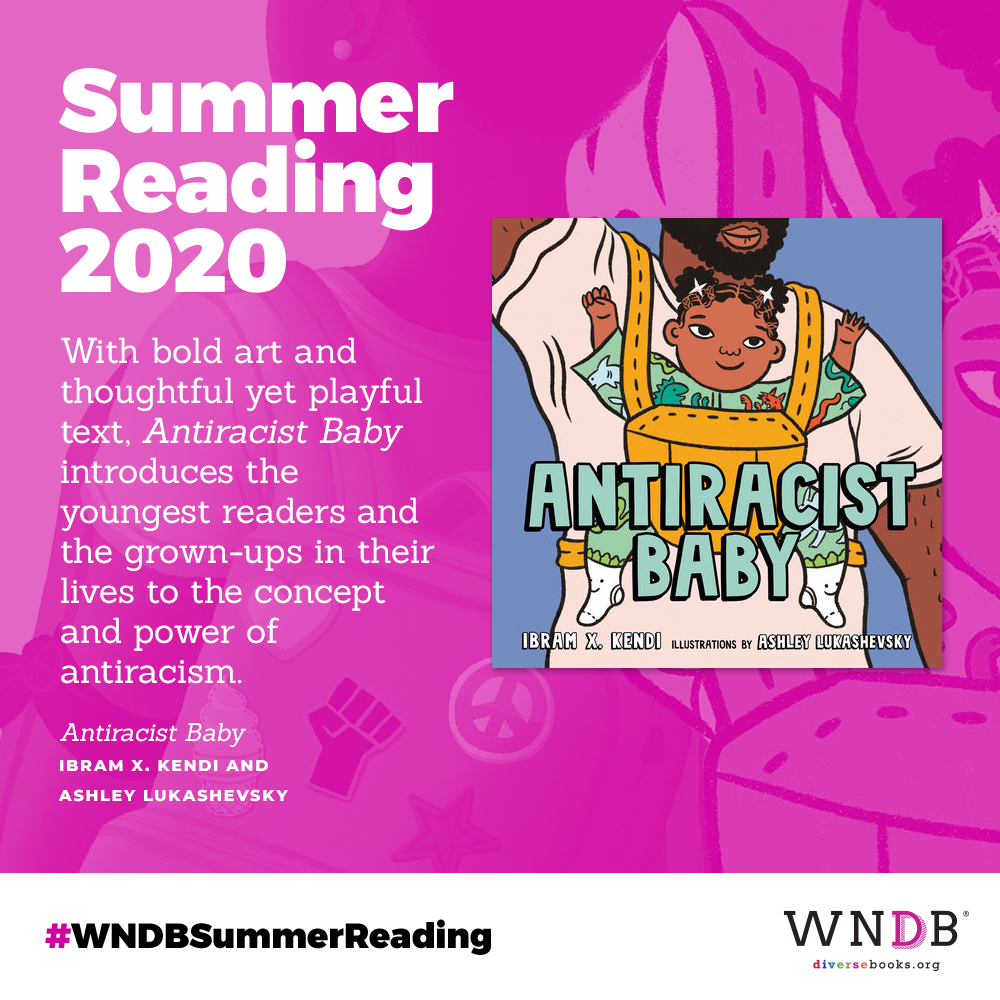 Antiracist Baby Summer Reading