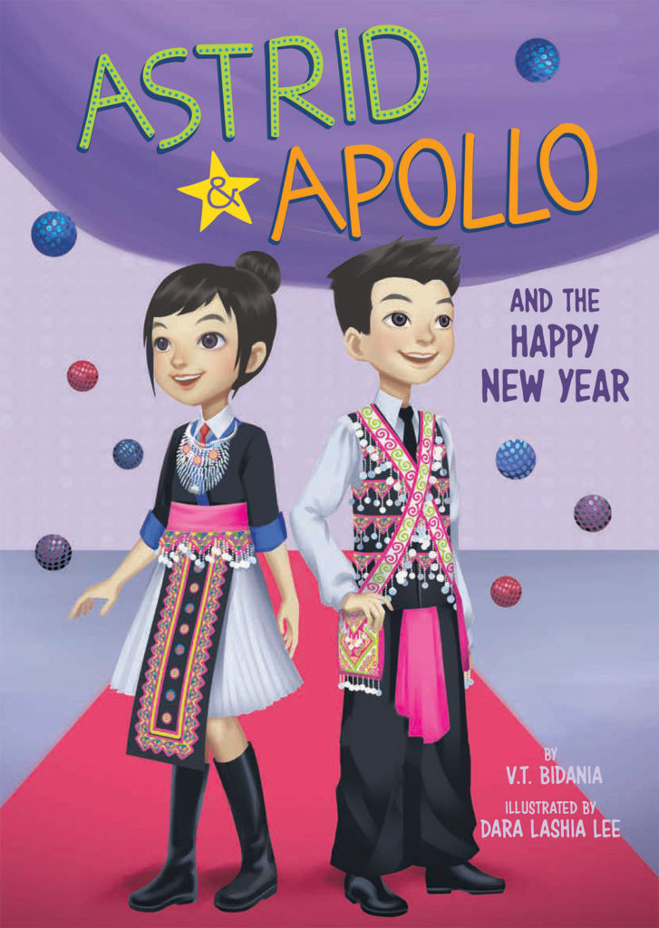 Astrid and Apollo and The Happy New Year