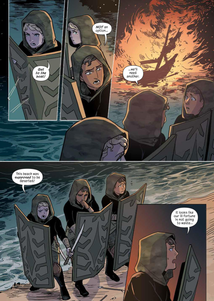 a thief among trees preview page 2