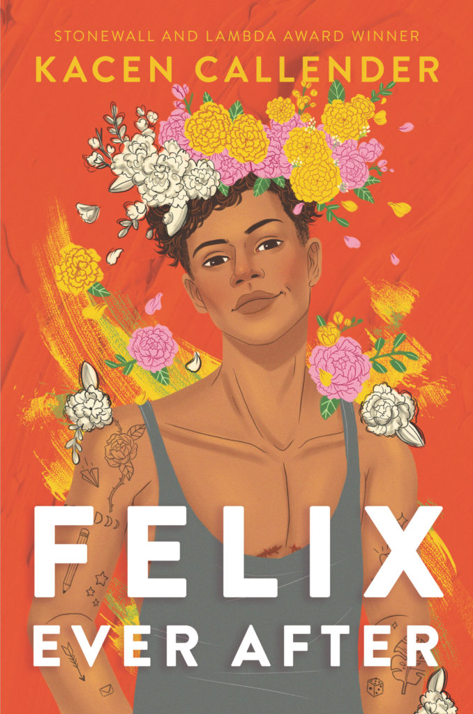 felix ever after book cover