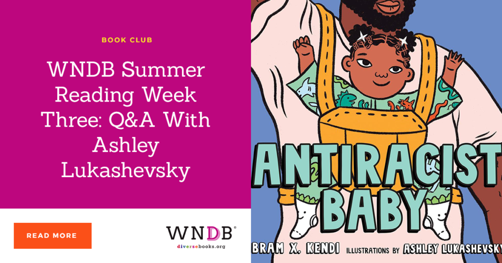 WNDB Summer Reading Week Three: Q&A With Ashley Lukashevsky
