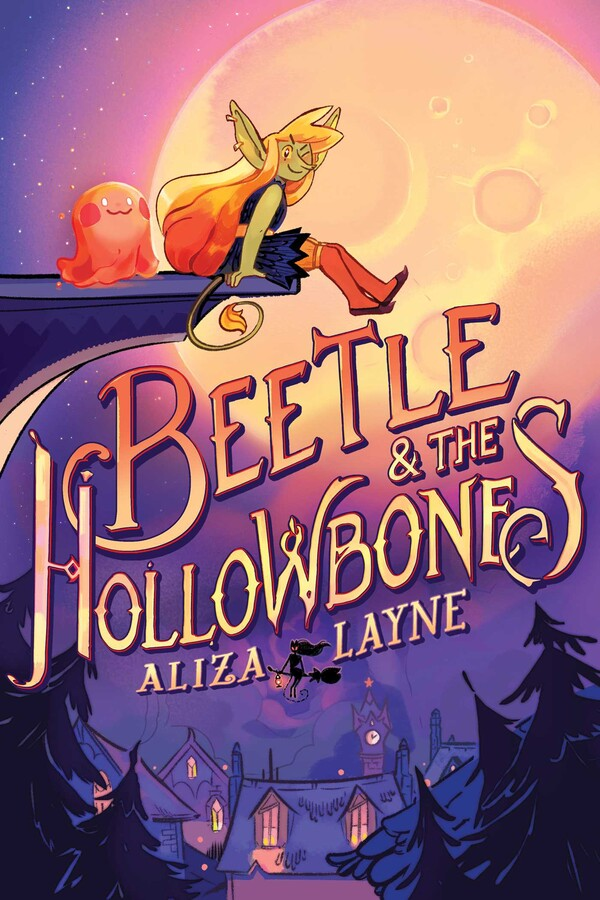 Beetle & the Hollowbones cover by Aliza Layne