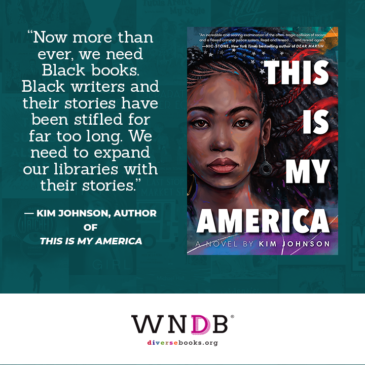 Now more than ever, we need Black books. Black writers and their stories have been stifled for far too long. We need to expand our libraries with their stories.