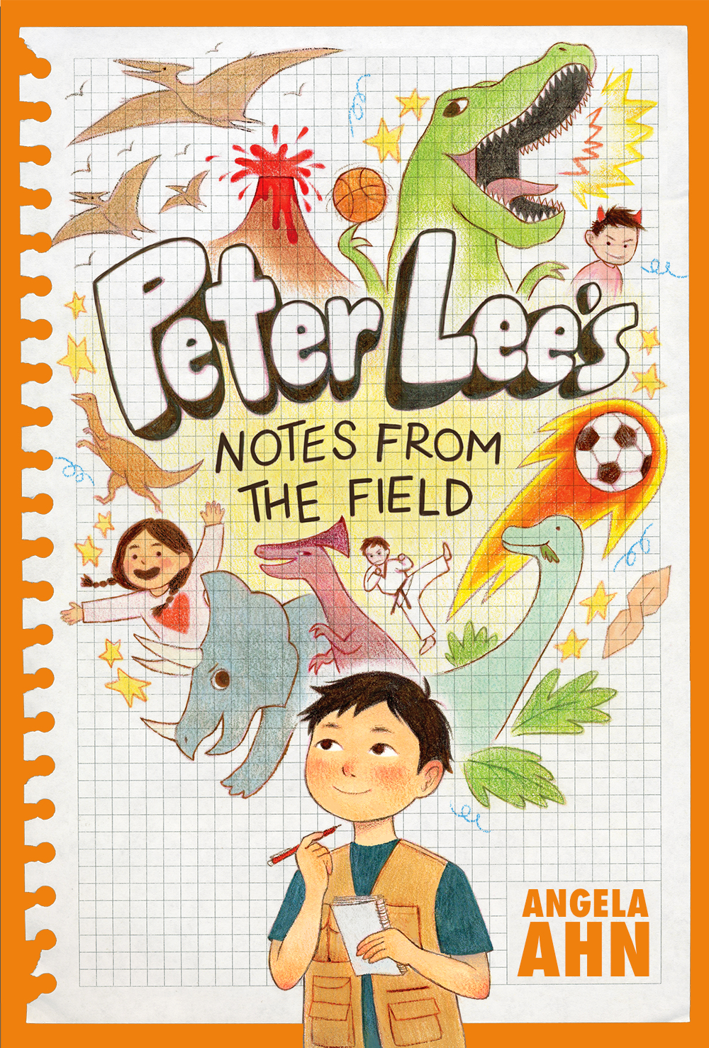 Peter Lee's Notes From the Field book cover