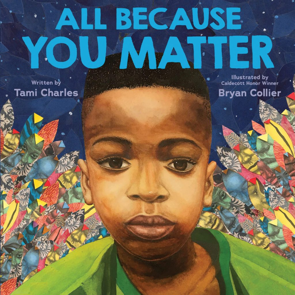 All Because You Matter by Tami Charles