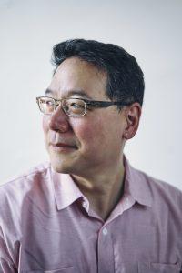 Ed Lin headshot