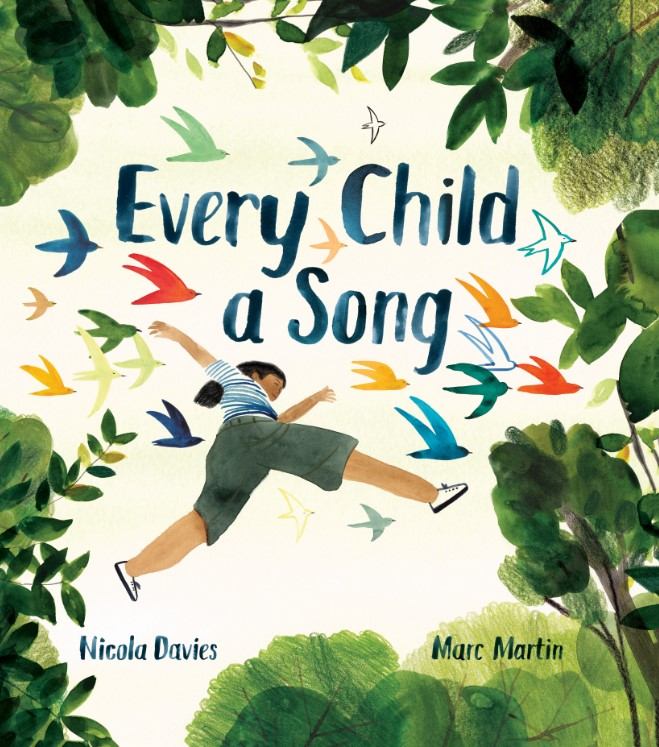 Every Child a Song book cover