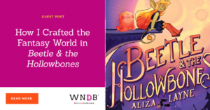 How I Crafted the Fantasy World in Beetle & the Hollowbones