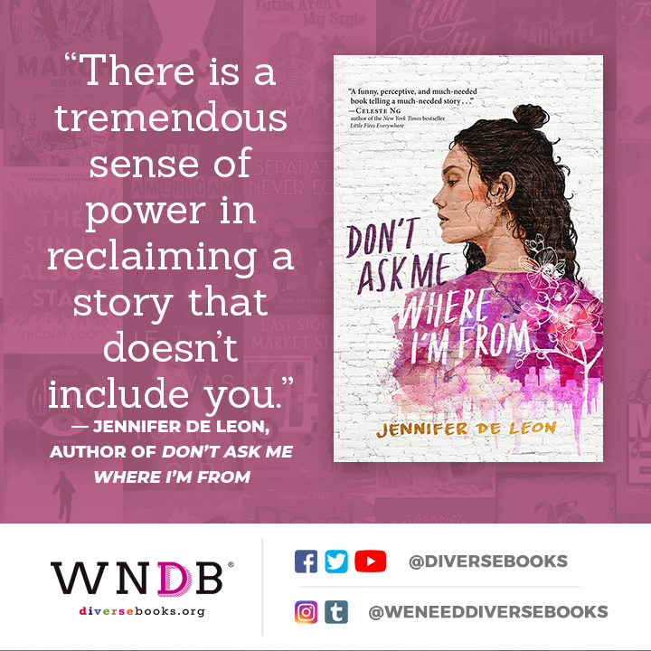 There is a tremendous sense of power in reclaiming a story that doesn't include you.