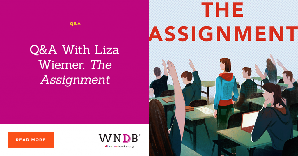 Q&A With Liza Wiemer, The Assignment
