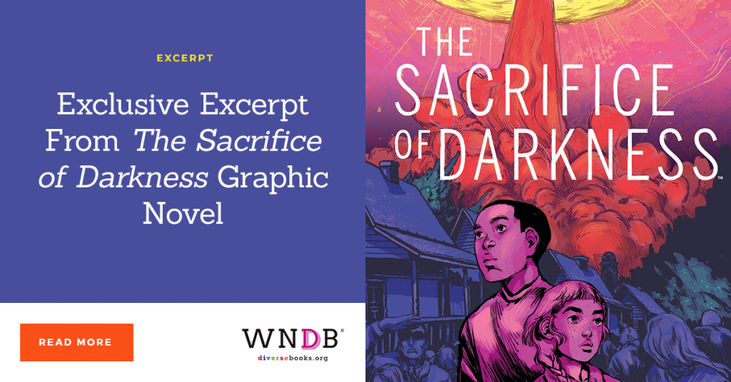 Exclusive Excerpt From The Sacrifice of Darkness Graphic Novel