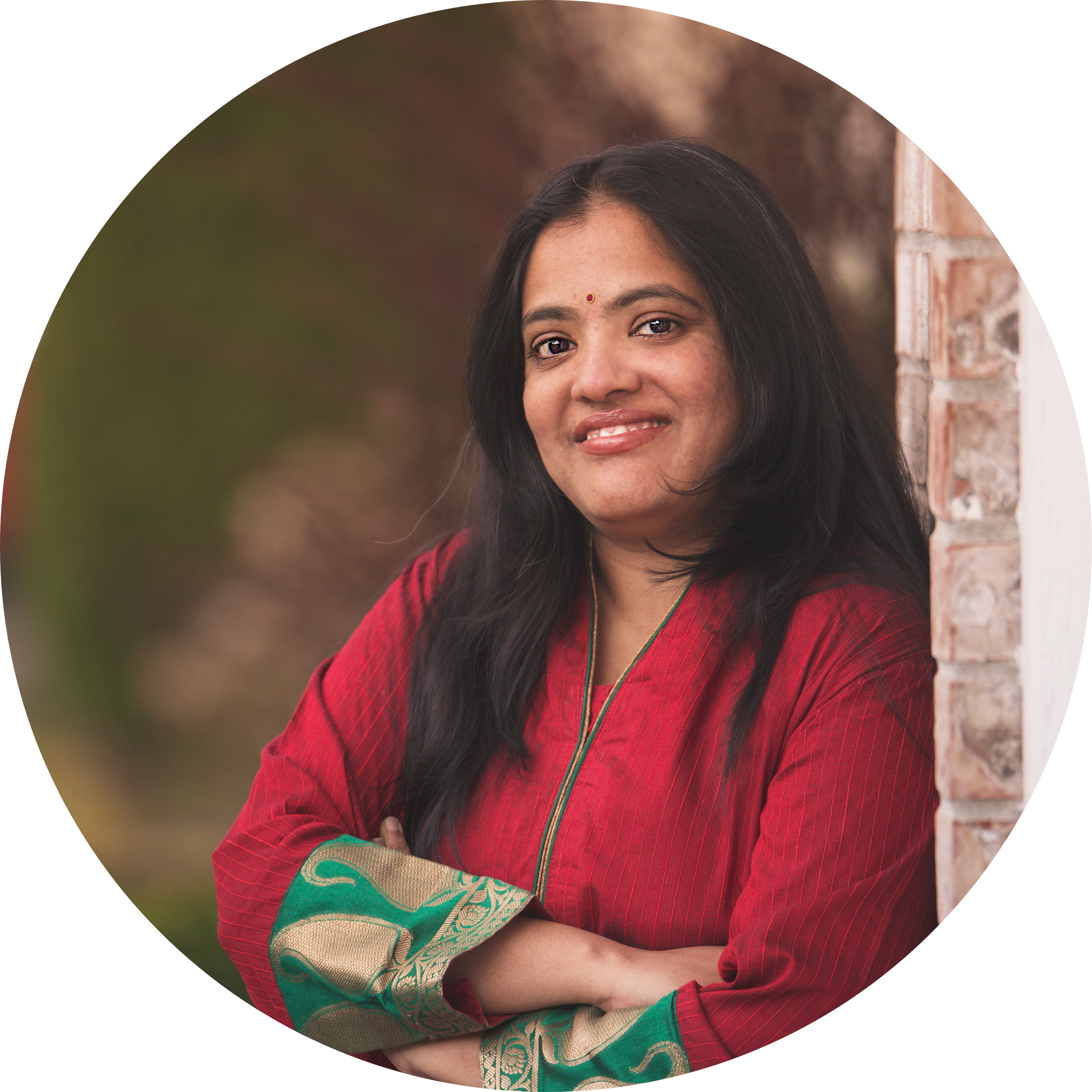 Suma Subramaniam's bio photo